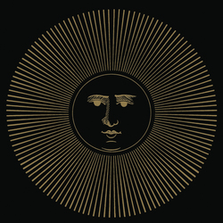 Soli e lune Oro 1N | Wandfliesen | Ceramica Bardelli