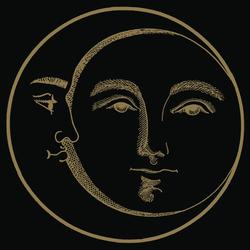 Soli e lune Oro 4N | Wandfliesen | Ceramica Bardelli