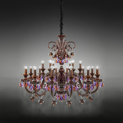 Burlesque Hanging Lamp | Chandeliers | ITALAMP
