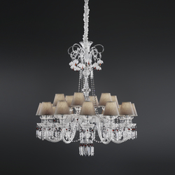 Chanel Hanging Lamp | Ceiling suspended chandeliers | ITALAMP