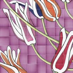 Tuli Art 3 | Ceramic tiles | Ceramica Bardelli