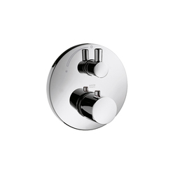AXOR Uno Thermostatic Mixer for concealed installation with shut-off valve | Shower controls | AXOR