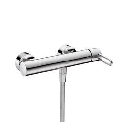 AXOR Uno Single Lever Shower Mixer for exposed fitting DN15 | Shower taps / mixers | AXOR