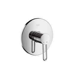 AXOR Uno Single Lever Shower Mixer for concealed installation | Shower controls | AXOR