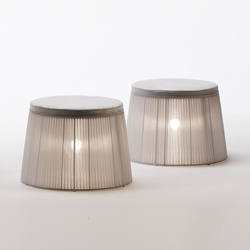 Etvoilà Pouf Floor Lamp | General lighting | ITALAMP