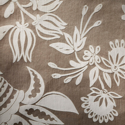 Cacao Fabric | Tejidos decorativos | Agena