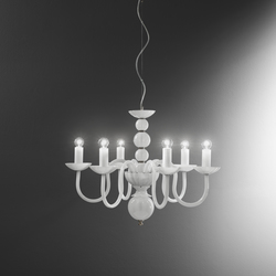 Evoque Hanging Lamp | Ceiling suspended chandeliers | ITALAMP