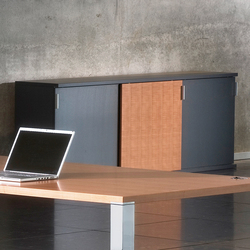 iSCUBE Sideboard | Caissons | LEUWICO
