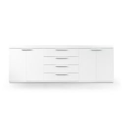 iSCUBE Sideboard | Credenze | LEUWICO