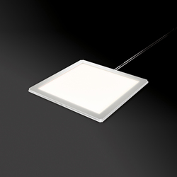 Lumiblade OLED Panel GL350 B1 / silver housing | OLED lights | Philips Lumiblade - OLED