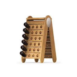 Esigo 3 Classic Champagne Rack | Wine racks | ESIGO