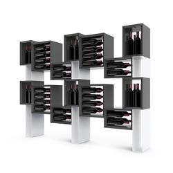 Esigo 5 Floor Wine Rack | Armoires | ESIGO