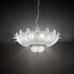 Ice Hanging Lamp | Ceiling suspended chandeliers | ITALAMP