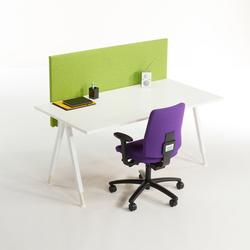 Alku one seat | Desking systems | Martela Oyj