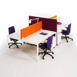 Alku four seats | Desks | Martela