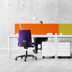 Face Desk screen | Table dividers | Martela Oyj
