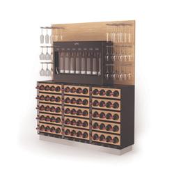 Esigo WSS1 Wine Rack Cabinet | Botelleros / estanterías de vino | ESIGO