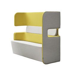 PodSofa | Lounge sofas | Martela Oyj