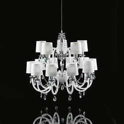 Lenoir Hanging Lamp | Ceiling suspended chandeliers | ITALAMP