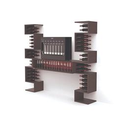 Esigo WSS6 Wine Rack Cabinet | Botelleros / estanterías de vino | ESIGO