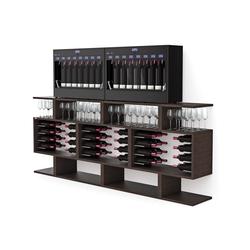 Esigo WSS9 Wine Rack Cabinet | Porte-bouteilles | ESIGO