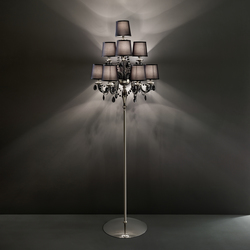 Lenoir Floor Lamp | Éclairage général | ITALAMP