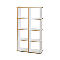 Shelving system | Office shelving systems | STECKWERK