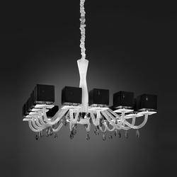 Metropolitan Hanging Lamp | Ceiling suspended chandeliers | ITALAMP
