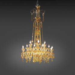 Sabik Hanging Lamp | Ceiling suspended chandeliers | ITALAMP