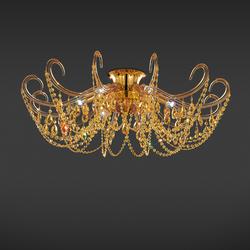 SABIK CEILING LAMP | Chandeliers | ITALAMP