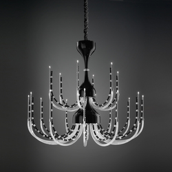 Sensai Hanging Lamp | Ceiling suspended chandeliers | ITALAMP