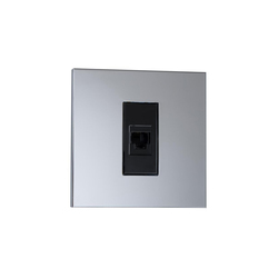 Paris CH chrome miroir | Prese USB | Luxonov