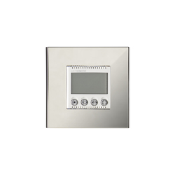 Paris CH chrome miroir | Heating / Air-conditioning controls | Luxonov