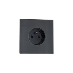 Siam BR bronze | Schuko sockets | Luxonov