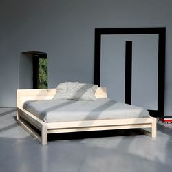 Basic Bed | Lits doubles | Artisan