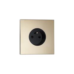 Siam OR or | Schuko sockets | Luxonov