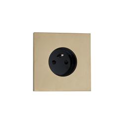 Siam OM or mat | Schuko sockets | Luxonov