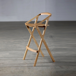 7 Highchair | Tabourets de bar | Artisan