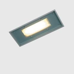 Double Up Fluo ceiling/wall | Flood lights / washers | Kreon