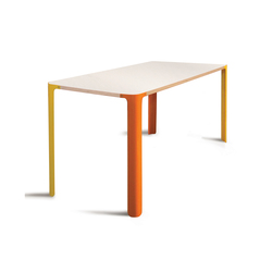 Luup Dining Table | Cafeteria tables | David Trubridge