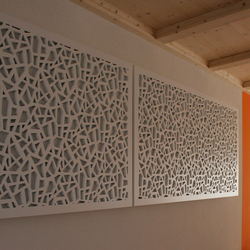 Room Acoustics | Wood panels | Bruag