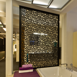 Material Wood | Wall Partition Systems