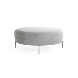 Addit Ottoman | Poufs / Polsterhocker | Lammhults