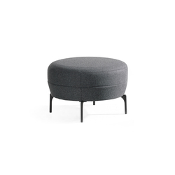 Addit Ottoman | Pouf | Lammhults
