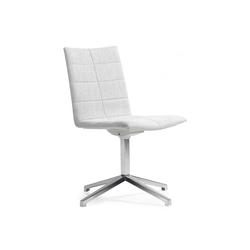 Archal Armchair 4-feet swivel | Sedie visitatori | Lammhults
