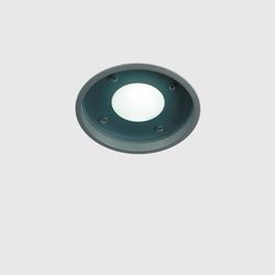 Up Circular LED ceiling/wall | Strahler | Kreon