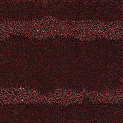 Pinestripe XL Red 1001 | Tappeti / Tappeti d'autore | Kasthall