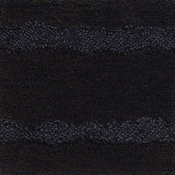 Pinestripe XL Black 5001 | Rugs / Designer rugs | Kasthall
