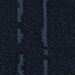 Pinestripe Blue-Light Grey 25 | Carpet rolls / Wall-to-wall carpets | Kasthall