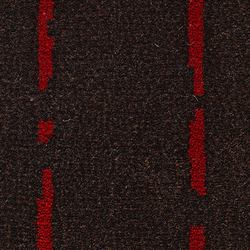 Pinestripe Brown-Red 71 | Carpet rolls / Wall-to-wall carpets | Kasthall